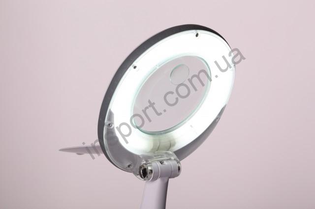 Лампа-лупа настольная CQ-2012B (3+12 диоптрий)