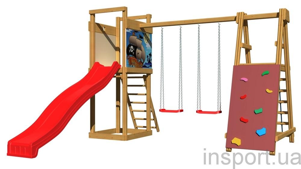 Детская площадка мадагаскар цена