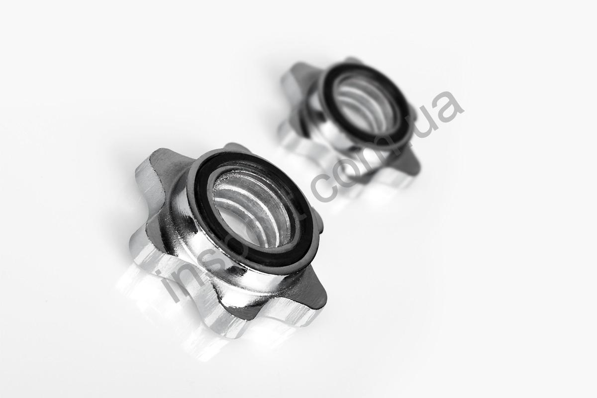 Гриф Z-образный  Hop sport 120 cм (25 мм)