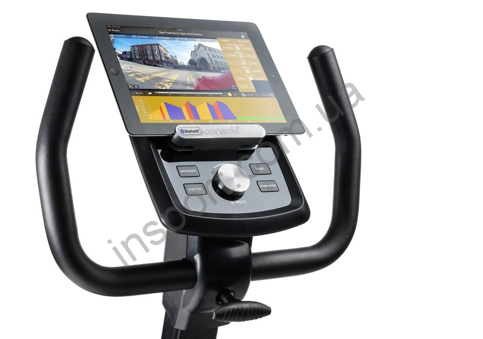 Горизонтальный велотренажер Hop-Sport HS-070L Helix iConsole+