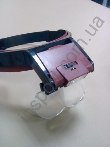 Лампа-лупа налобная NV-289