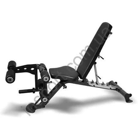 Приставка (разгибание ног) для скамьи Inspire с комплектом креплений SCS-LE/FT2-LK