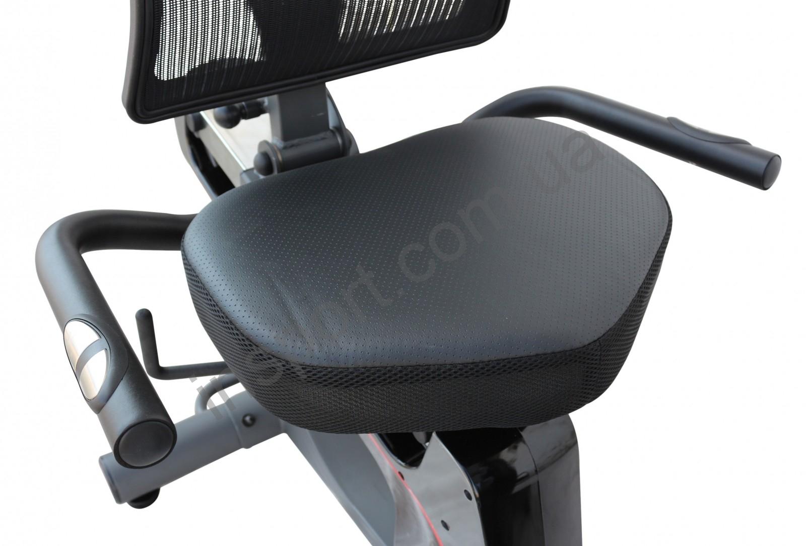 Велотренажер горизонтальный USA Style SS-EFIT-61705R серия Powermax