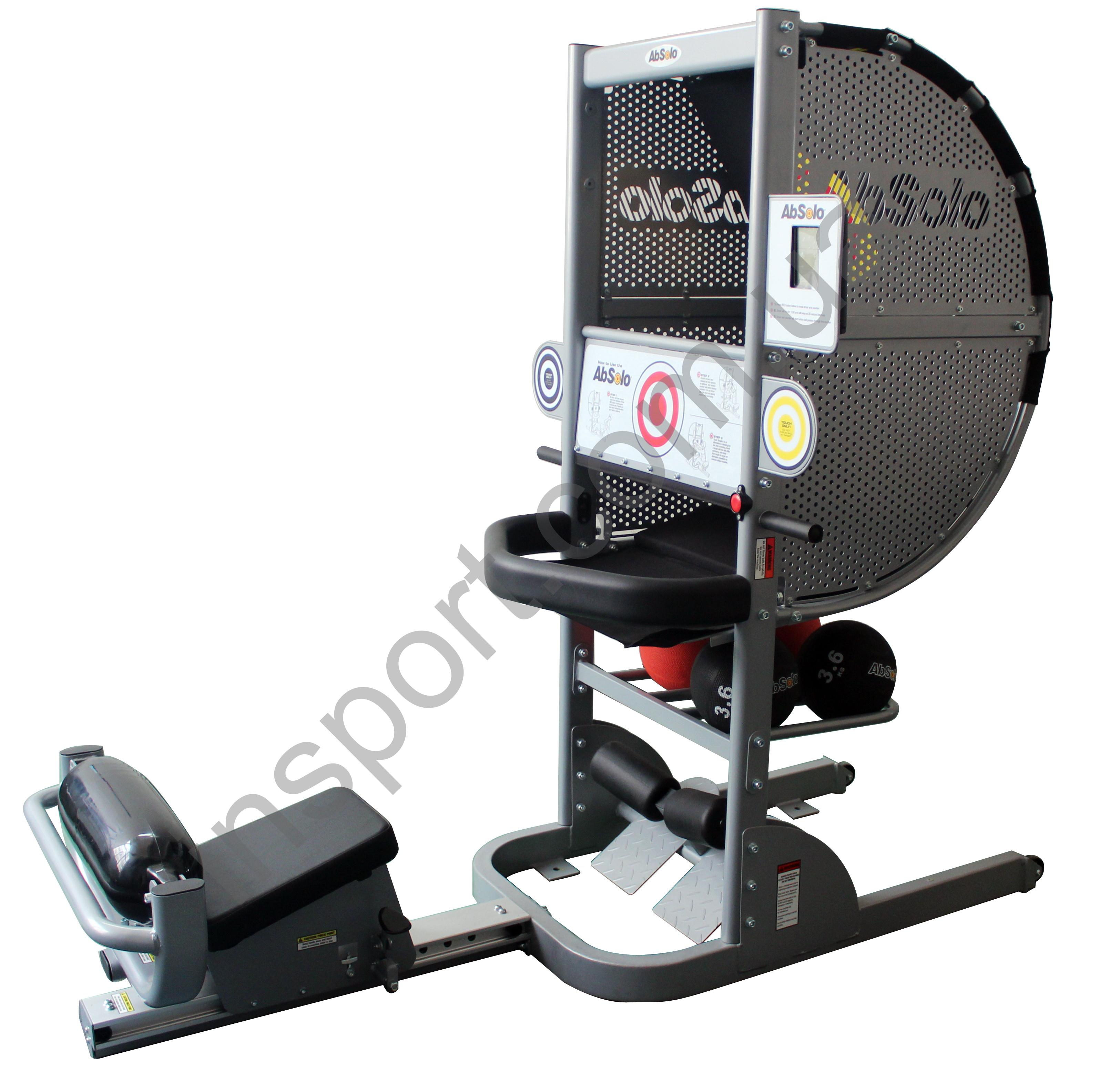 Тренажер для пресса AB Coaster Ab Solo