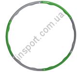 ОБРУЧ TUNTURI FITNESS HOOLA HOOP 1,8 KG 14TUSFU276