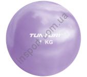 МЯЧ ДЛЯ ЙОГИ TUNTURI YOGA FITNESS BALL 1 KG 14TUSYO003