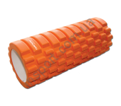 МАССАЖНЫЙ РОЛИК TUNTURI YOGA GRID FOAM ROLLER 33 CM ORANGE 14TUSYO009