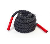 Боевой канат для кроссфит Fitness Master BATTLE ROPE 12 м