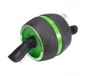 Ролик для пресса с поворотным механизмом 4FIZJO AB Wheel 4FJ0018 Green