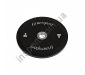 Диск для кроссфита соревновательный цветной 5-25 кг Fitnessport RCP22