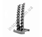 Ёлочка-стойка для гантелей Премиум от 1 до 10 кг Alex DR 16