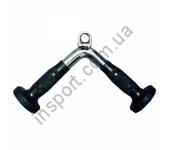 V-образный гриф для тяги на трицепс Fitnessport МB-03