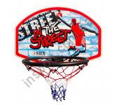 Баскетбольный щит детский SBA S881 RB