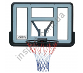 Баскетбольный щит SBA S007