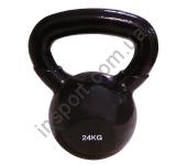 Виниловая гиря 24 кг Spart DB2174-24