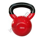 Виниловая гиря 28 кг Spart DB2174-28 Red