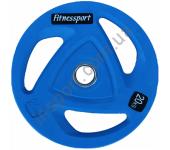 Диск олимпийский для штанги 20 кг Fitnessport RCP20-20