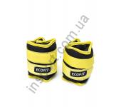 Утяжелители 1,5кг Ecofit MD1625