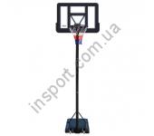 Баскетбольная стойка SBA S003-20 110x75 см