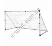 Ворота футбольные InterAtletika JC-7180T 2 в 1