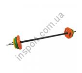 Штанга для бодипампа 20 кг Fitex MD3006