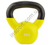 Гиря виниловая Stein 4 кг LKDB-611-4