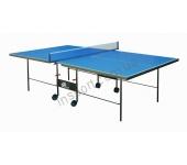 Теннисный стол Gk-3 Athletic Strong синий с сеткой