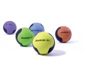Медицинский мяч Reebok RE-21121 1 кг (желтый)