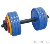 Гантель разборная Inter Atletika 20 кг ST 531.20