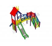 Детский комплекс МВМ Звездочка 2