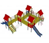 Детский комплекс МВМ Квадрат