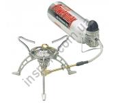 Плитка газовая Xtreme + 5 газовых картриджей Max17
