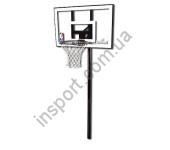 59484CN Баскетбольная стойка Spalding Silver 44