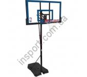 Баскетбольная мобильная стойка Spalding NBA Logoman 44