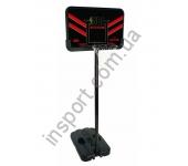 Баскетбольная стойка Spalding 61798CN Highlight Composite Portable 44