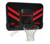 Щит с кольцом Spalding NBA Highlight 44