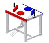 Стол для армрестлинга в полож. Сидя 705 Vadzaari