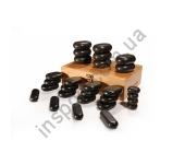 Набор базальтовых камней для стоунтерапии UMS-28 TC