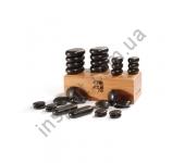 Набор камней для массажа 30 Pcs Feet Massage UMS-3