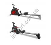 Гребный тренажер SCUD Arrow Z6 серый/красный