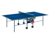 Теннисный стол Stiga Basic Roller с сеткой