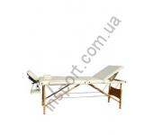 Массажный стол HouseFit HY-30110 3-х секционный