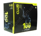 Теннисные мячи Stiga Club Select 100 шт