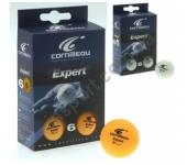 330500/331500 Мяч для настольного тенниса Cornilleau EXPERT 1X6