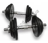 Гантели наборные Alex DB 02 21 кг