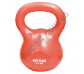 Гиря Kettler 2,5 кг