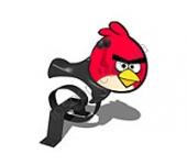 Качалка пружинная Красная Птица Angry Birds AB0001