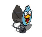 Качалка пружинная Синяя Птица Angry Birds AB0002