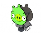 Качалка пружинная Поросёнок Angry Birds AB0003