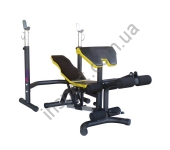 Cкамья FitLogic PowerCenter Сombo Bench SA100
